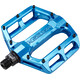 NS Bikes Aerial Pedale sealed blau